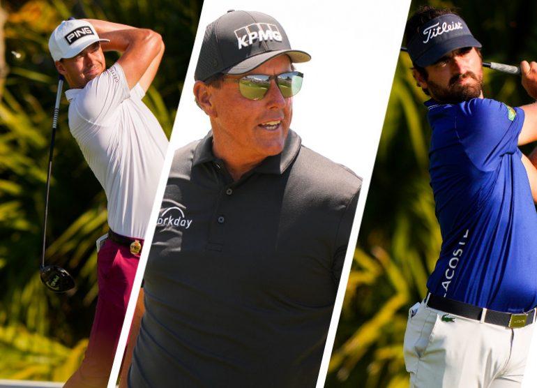 rozner mickelson perez PGA of America