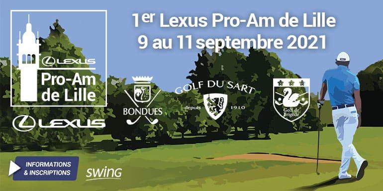 ProAm Lexus Lille 2021-Newsletter