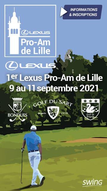 ProAm Lexus Lille 2021-Vertical