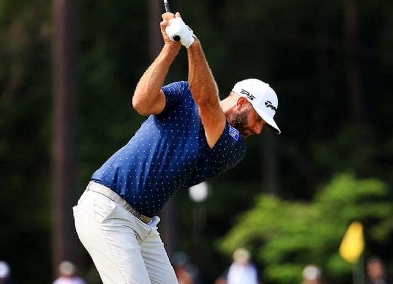 dustin johnson ©mike ehrmann. PGA Tour
