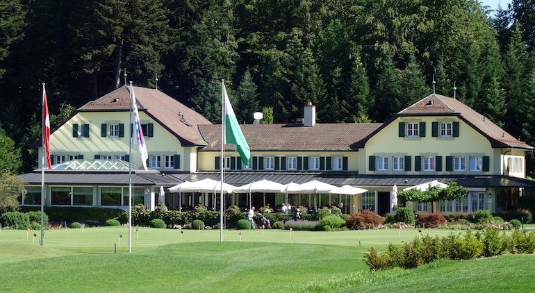 golf club centenaire club house 2