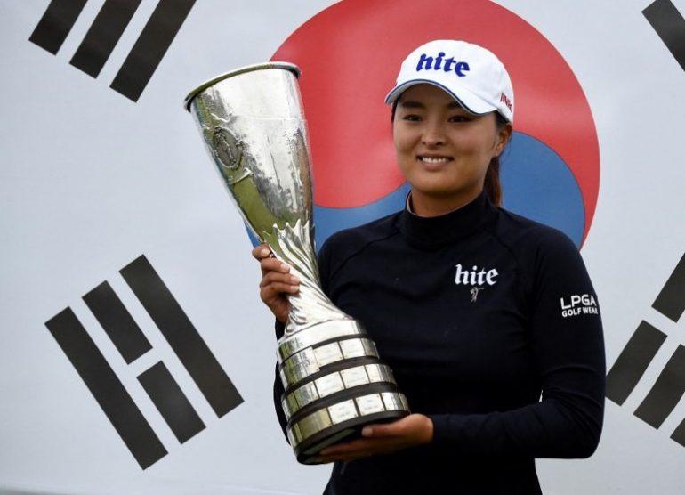 Ko Jin-young Photo Jean-Philippe KSIAZEK / AFP