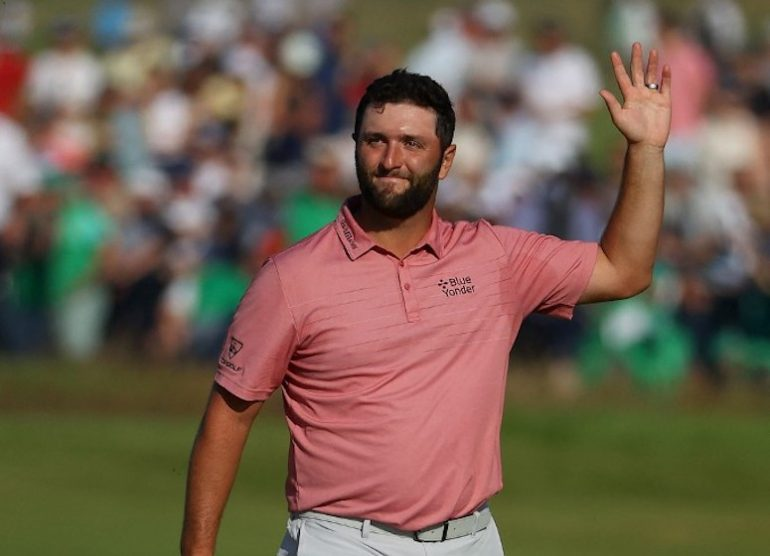 Jon Rahm Photo by Andrew Redington / GETTY IMAGES EUROPE / Getty Images via AFP