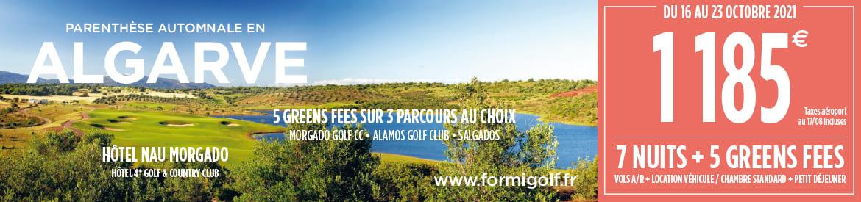 Formigolf sept 2021 – Algarve – Bannière large