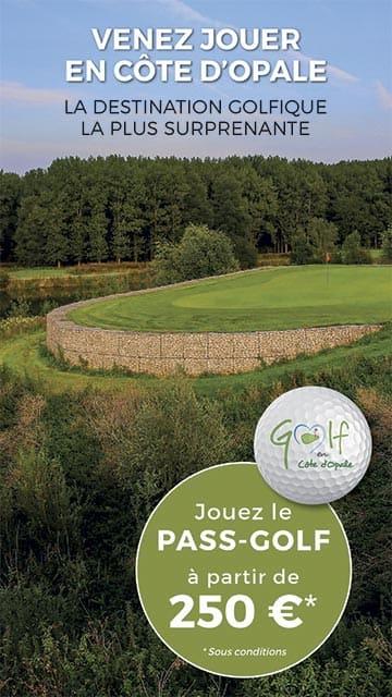 Golf Côte Opale sept 2021 – Bannière verticale 1