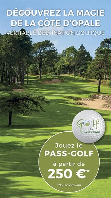 Golf Côte Opale sept 2021 – Bannière verticale 2