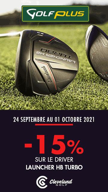 Golf Plus sept 2021 HB Launcher – bannière verticale