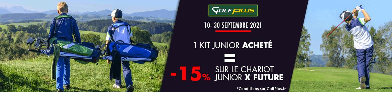 Golf Plus sept 2021 kit junior – bannière large