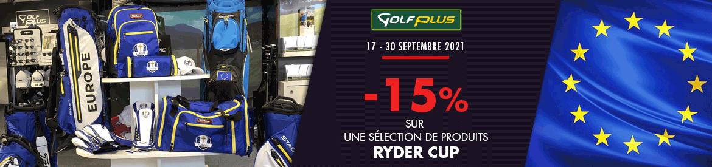 Golf Plus sept 2021 Ryder Cup – bannière large