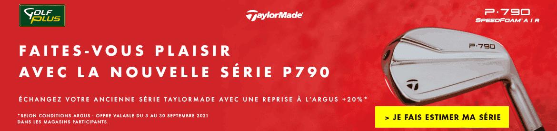 Golf Plus sept 2021 Taylor Made – bannière large