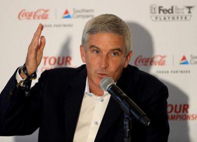 PGA TOUR Commissioner Jay Monahan Sam Greenwood/Getty Images/AFP