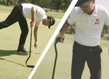 kevin na video pga tour old vieux canne