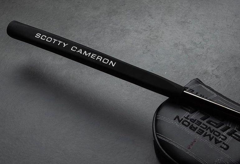 putter Phantom X 9.5 Triple Black scotty cameron
