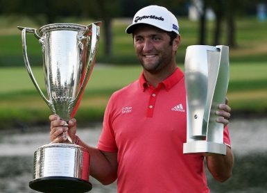 Jon Rahm Stacy Revere/Getty Images/AFP
