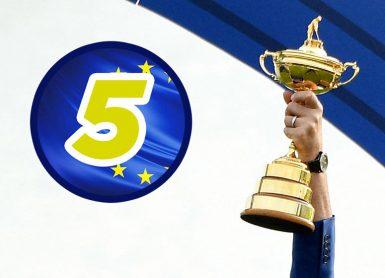 ryder trophy_5 raisons FRANCK FIFE / AFP