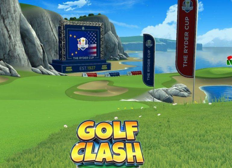 ryder cup golf clash
