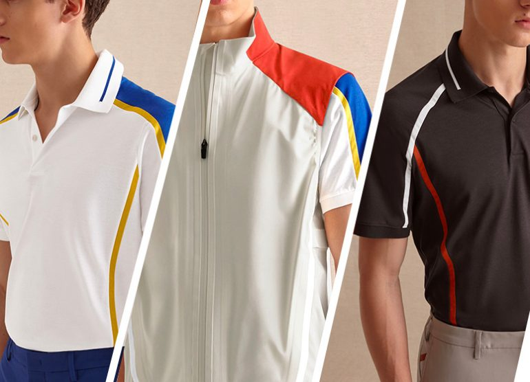 tenue officielle europe ryder cup