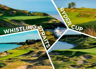 whstling straits ryder cup parcours course ©Kohler
