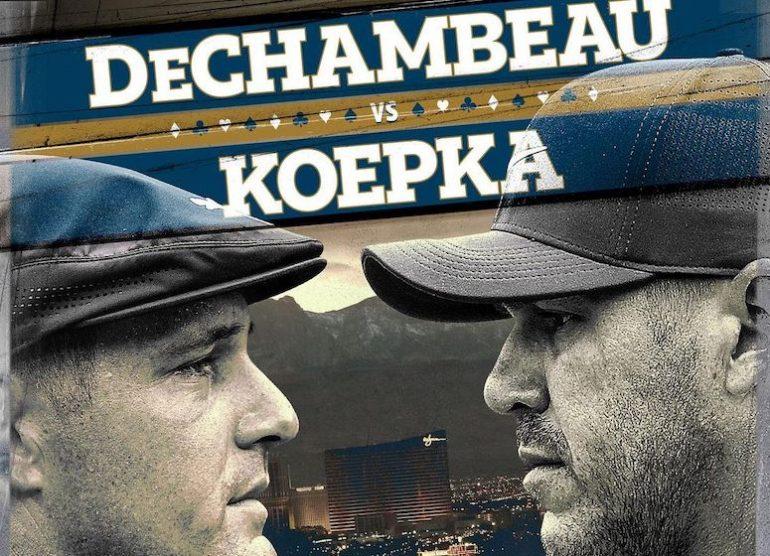 dechambeau koepka the match