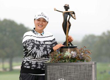 Jin Young Ko Cognizant Win - Getty