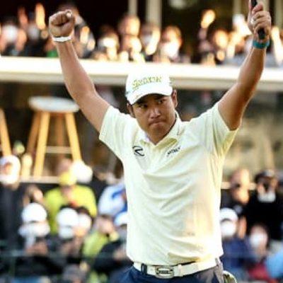 Hideki Matsuyama Getty PGA Tour
