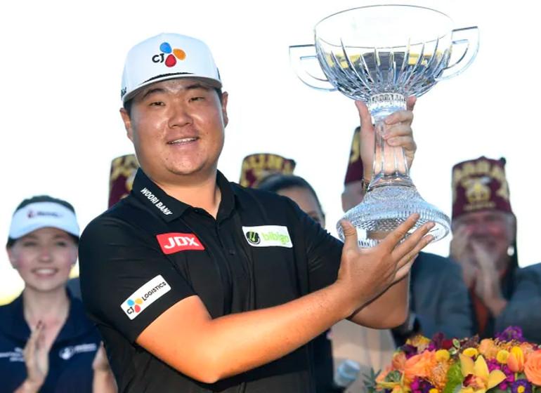 SungJae Im Win Shriners - PGA Tour