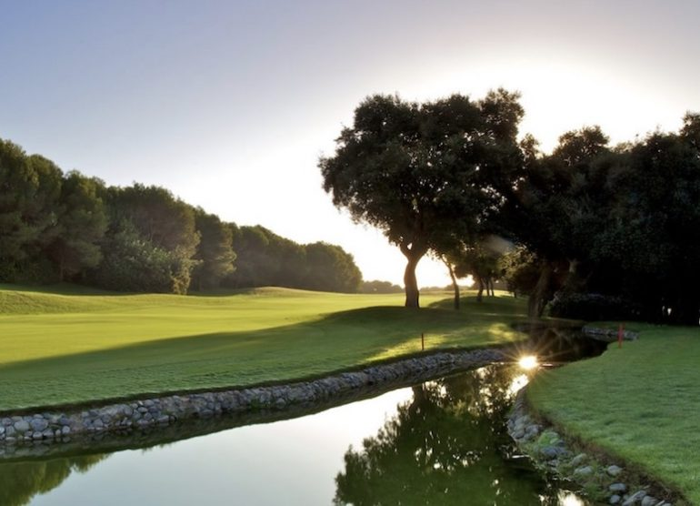 Valderrama's magnificent course in this system of the week
